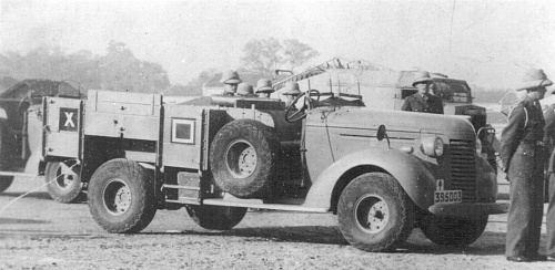 Info needed: Building a repro LRDG 1940 Chev  - Page 2 - MLU