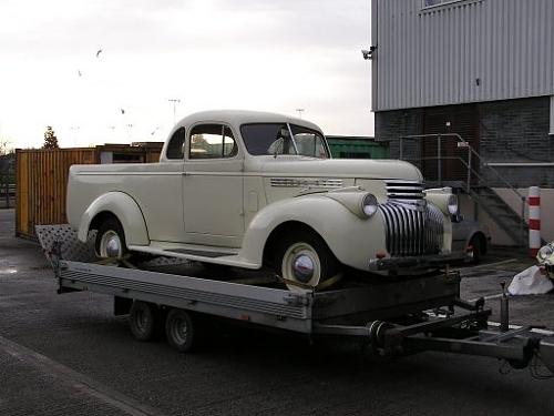 1942 Australian 12 cwt Chevrolet Ute - Help! - MLU FORUM