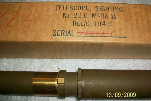 ID on Canadian Sight Telescope - MLU FORUM