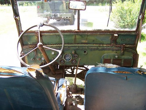 For Sale: 1943 Ford GPW - MLU FORUM