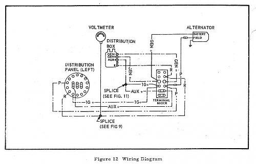 [DIAGRAM_38IU]  Ferret Alternator Question - MLU FORUM | Iltis Alternator Wiring Diagram |  | Maple Leaf