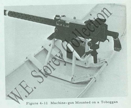 Click image for larger version  Name:Fig 4-11 Machine-gun Mounted on a Toboggan - 1971.jpg Views:1 Size:173.8 KB ID:110202