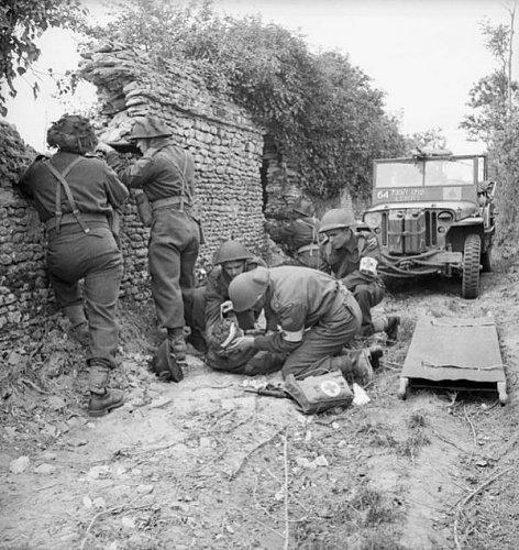 Caen,France 15 July 1944 Cam. High. of Ottawa.jpg