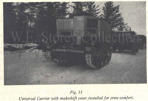 Click image for larger version  Name:Fig. 11 Universal Carrier with Makeshift Cover..jpg Views:2 Size:176.1 KB ID:112648