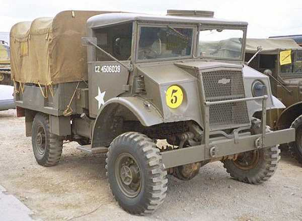 1944 Chev C15a 15cwt Truck